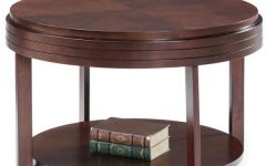 Round Condo Apartment Coffee Tables