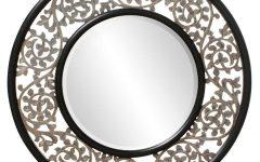 Designer Round Mirrors