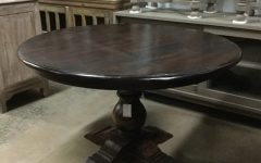 Nashville 40'' Pedestal Dining Tables