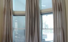 Long Drop Curtains