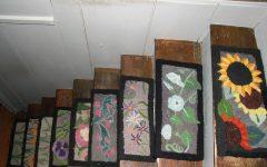 Diy Stair Tread Rugs