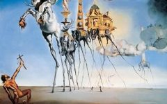 Salvador Dali Wall Art