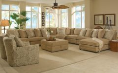 Extra Wide Sectional Sofas