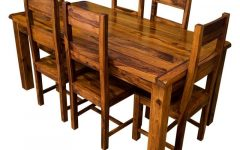 Sheesham Wood Dining Tables