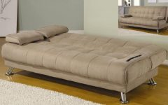 Microsuede Sofa Beds