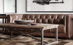Savoy Leather Sofas