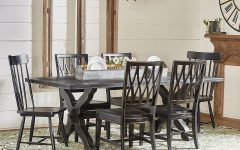 Magnolia Home Sawbuck Dining Tables