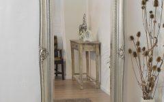 Shabby Chic Floor Standing Mirror