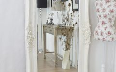 Shabby Chic Large Mirror