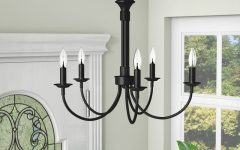 Shaylee 5-Light Candle Style Chandeliers