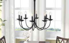 Shaylee 8-Light Candle Style Chandeliers