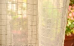 Natural Fiber Curtains