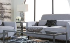 Carbon Loft Heimlich Metal Glass Rectangle Coffee Tables