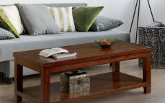 Copper Grove Bowron Dark Cherry Coffee Tables
