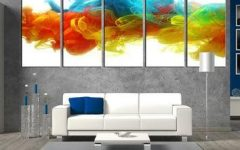 Extra Large Abstract Wall Art