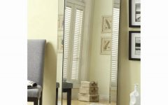 Beveled Full Length Mirror