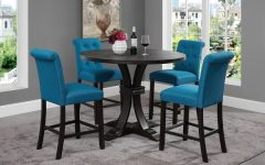 Dawid Counter Height Pedestal Dining Tables