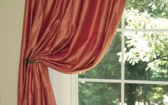 Silky Curtains