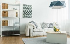 Simple and Cozy Living Room Furniture Decor