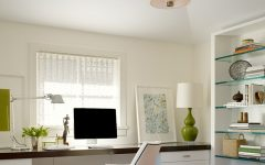 Simple Elegant Home Office Modern Furniture Ideas