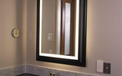 Mirrors With Lights for Bathroom20 Best Modern Mirrors for Bathrooms   Mirror Ideas. Vanity Mirrors With Lights For Bathroom. Home Design Ideas