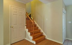 Simple Staircase for Small Room