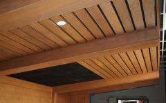 Simple Wood Ceiling Model 2015