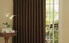 Single Curtains for Doors