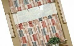 Tranquility Curtain Tier Pairs