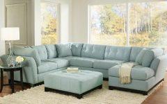 Sky Blue Sofas