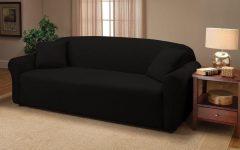 Black Sofa Slipcovers