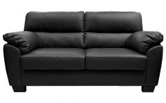 Small Black Sofas