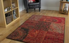 Small Red Rugs
