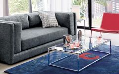 Smart Glass Top Coffee Tables
