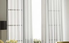 Sheer Grommet Curtain Panels