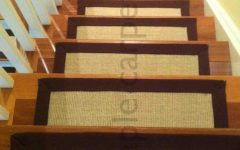Natural Stair Tread Rugs