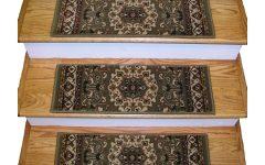 Oriental Carpet Stair Treads