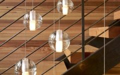 Stairwell Lighting Pendants