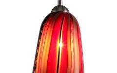 Murano Glass Mini Pendant Lights