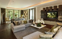 Stylish Modern Luxury Living Area
