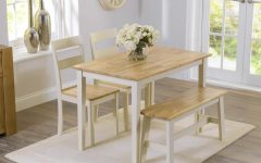 Small Dining Tables and Bench Sets