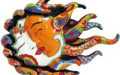 Mexican Ceramic Wall Art