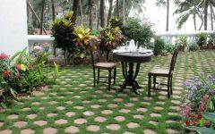 Terrace Nature Garden