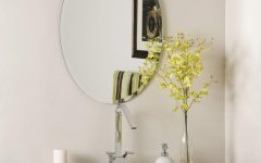 Oval Bath Mirrors