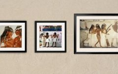 Framed African American Wall Art