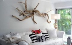 Large Driftwood Wall Art
