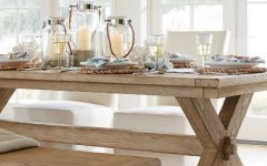 Tuscan Chestnut Toscana Dining Tables
