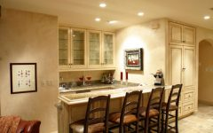 Traditional Home Bar Design Style