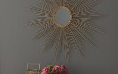 Traditional Metal Wall Mirrors