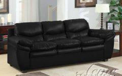 Black Leather Convertible Sofas